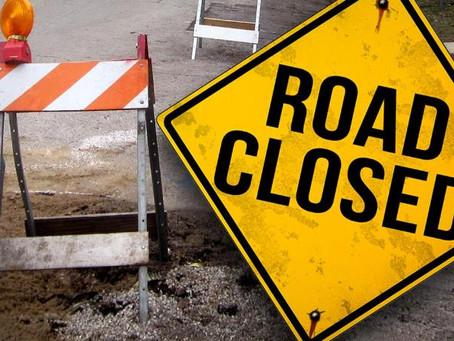 New street closures