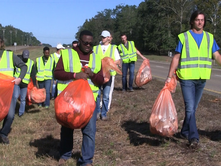 Meridian Community College gives back to the community
