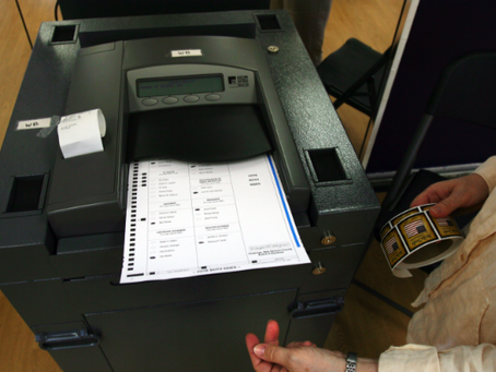 Lauderdale County adopts paper ballot system