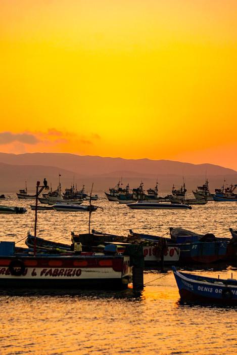 Paracas, Chile