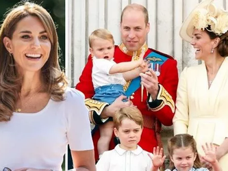 Guide supports Kate Middleton's move away from 'royal traditions' to parent in her 'own style'