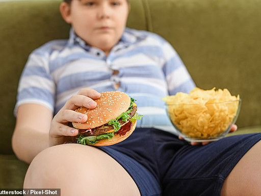 Guide offers some tips to tackle your child's weight gain: With obesity on the rise during lockdown.