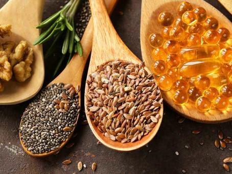 Omega-3 Fatty Acids: EPA and DHA