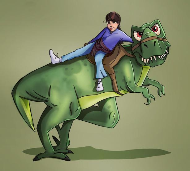 Dinosaur Transport
