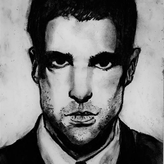 Zachary Quinto Portrait