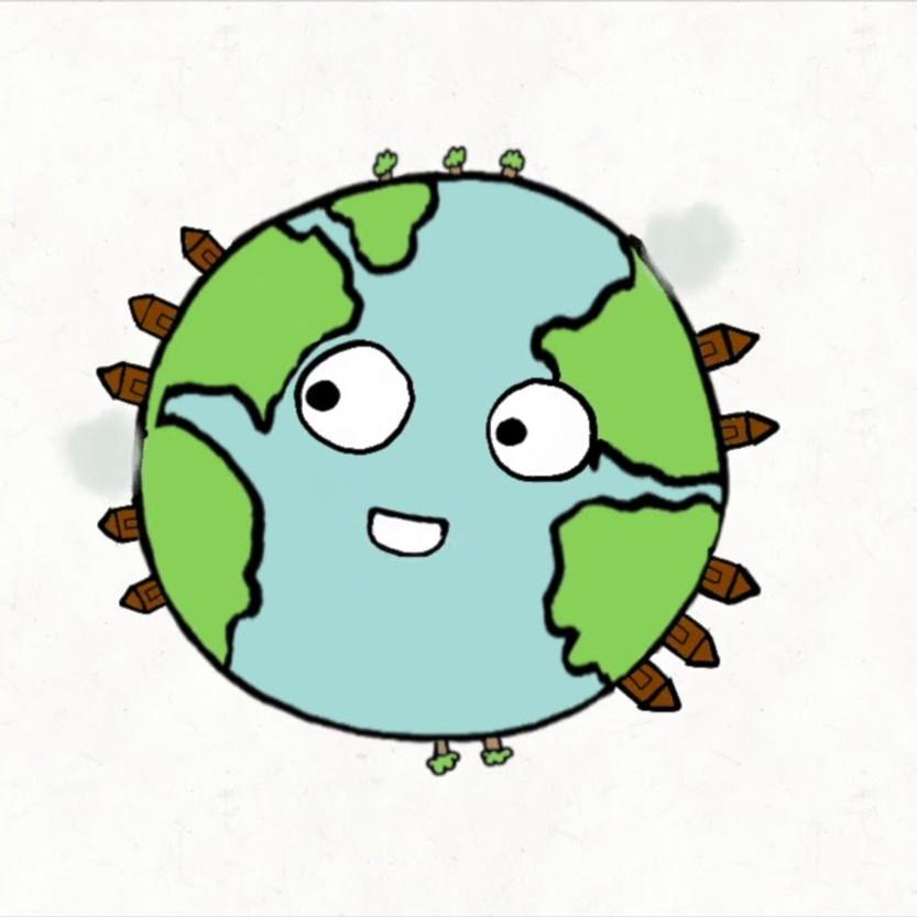 Earth Awareness animation