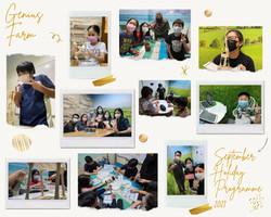 September Holiday Programme 2021