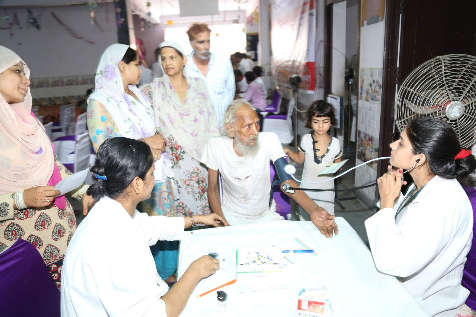 Cancer Screening Camps