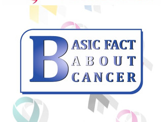 A Report-Basic Facts about Cancer