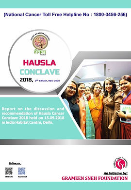 Hausla Conclave  2nd Edition Report- Fin