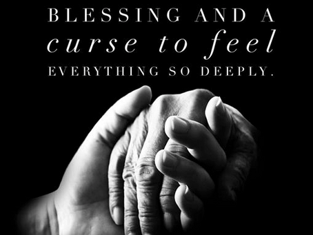 An Empath - A Blessing and a Curse by Rachel Barker