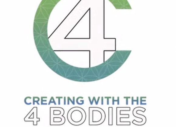 Creating with the Four Bodies