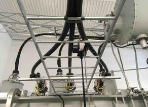 Ikke-destruktiv tilstandskontroll av høyspent kabelanlegg