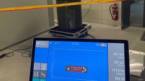 PD måling på en 4,8 km lang 36 kV kabel
