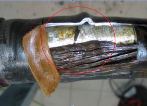 Tilstandskontroll av blandet kabelanlegg