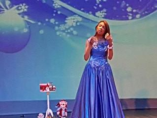Show de Anatasha Meckena