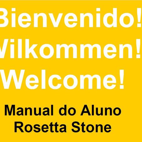 Manual do Aluno Rosetta Stone Catalyst