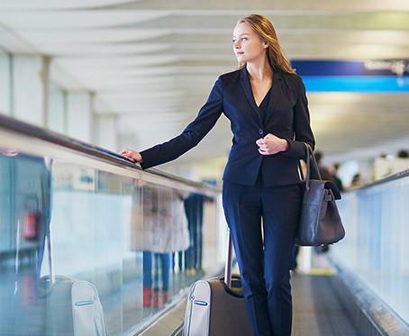Rosetta Stone - viagem internacional a negócios?