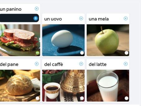 Os tipos de atividades do Rosetta Stone Foundations