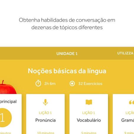 Palavras e Frases em Espanhol - Rosetta Stone
