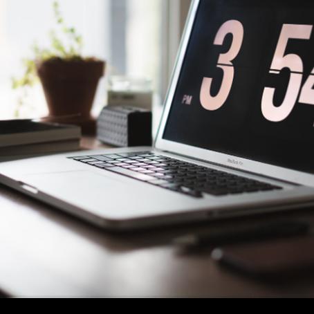Os 5 passos para encontrar tempo de estudo em sua rotina!