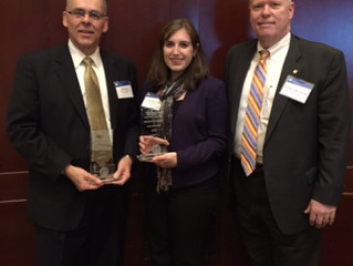 American College of Healthcare Executives recognizes members at annual meeting