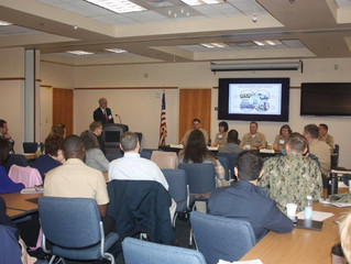 CEO Roundtable at Naval Health Clinic New England