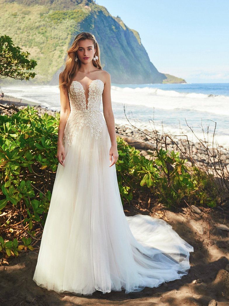 Calla Blanche Wedding Dress