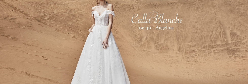 Calla Blanche - Angelina