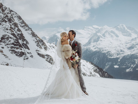 Tips for the Perfect Winter Wedding Dress