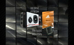 db Drive & PRV audio
