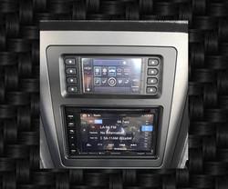 Dash stereo