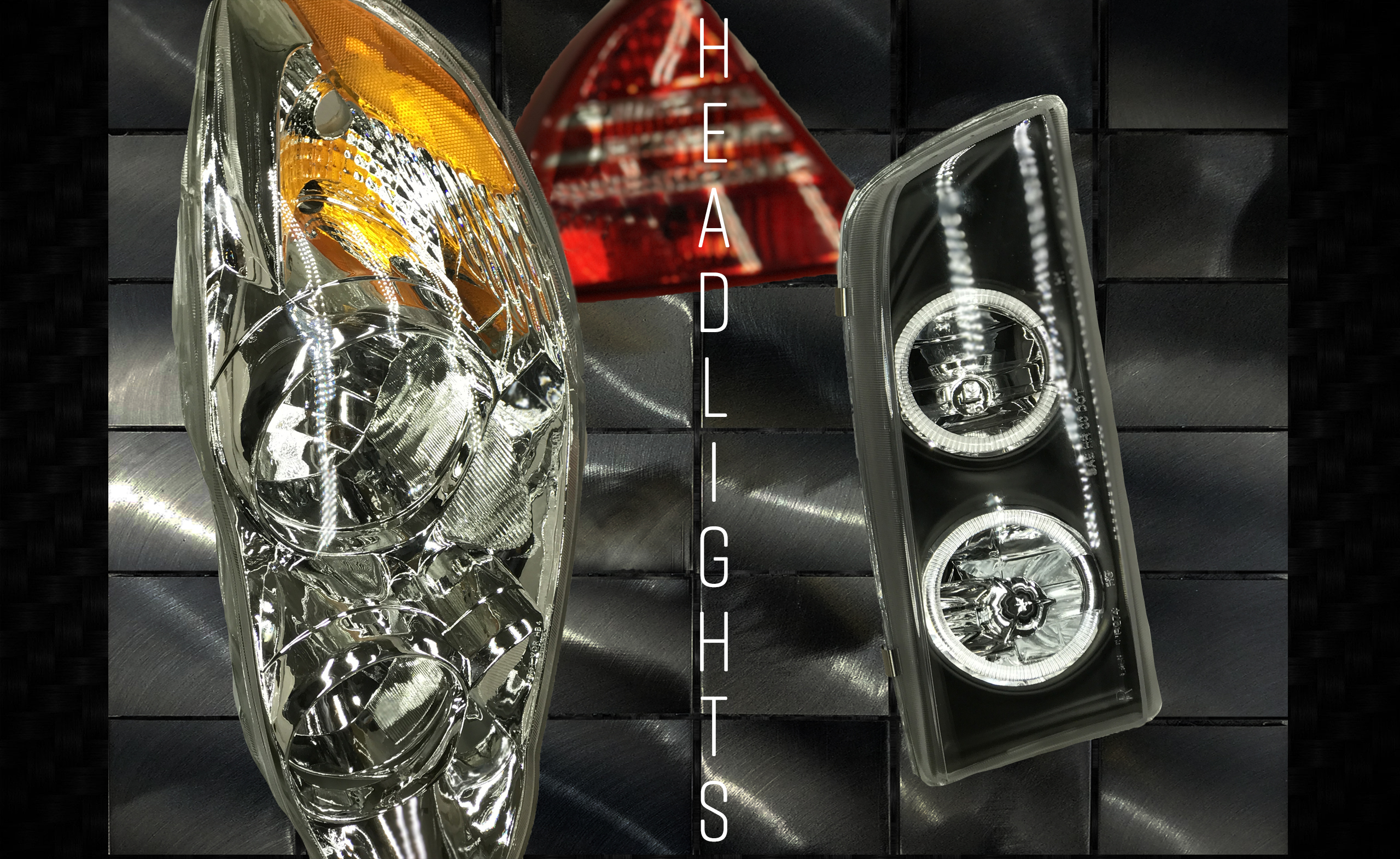 Headlights (Faros)