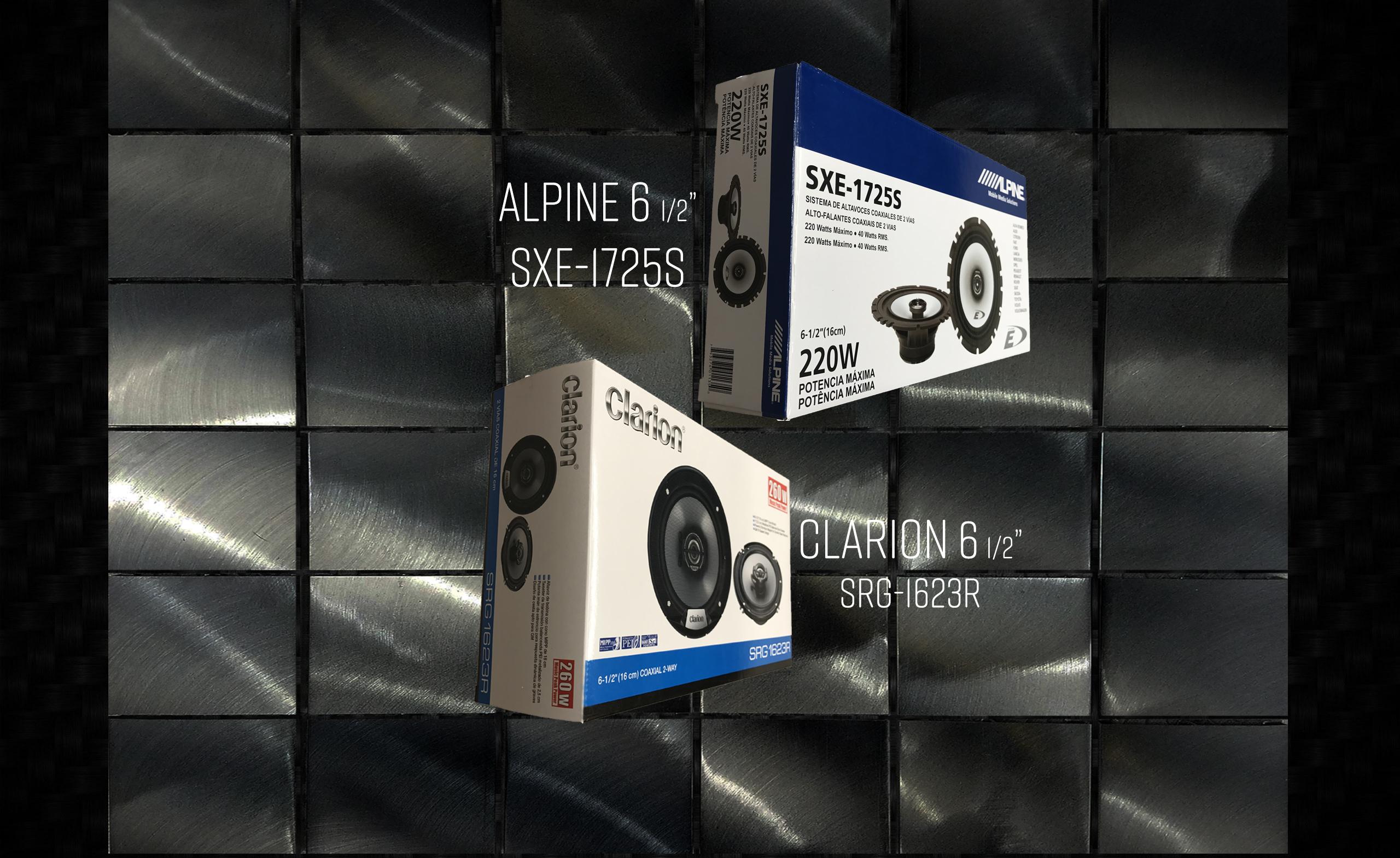 Alpine & Clarion