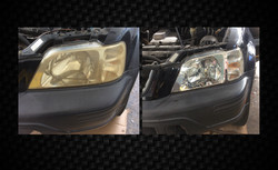 Restauracion de Headlights