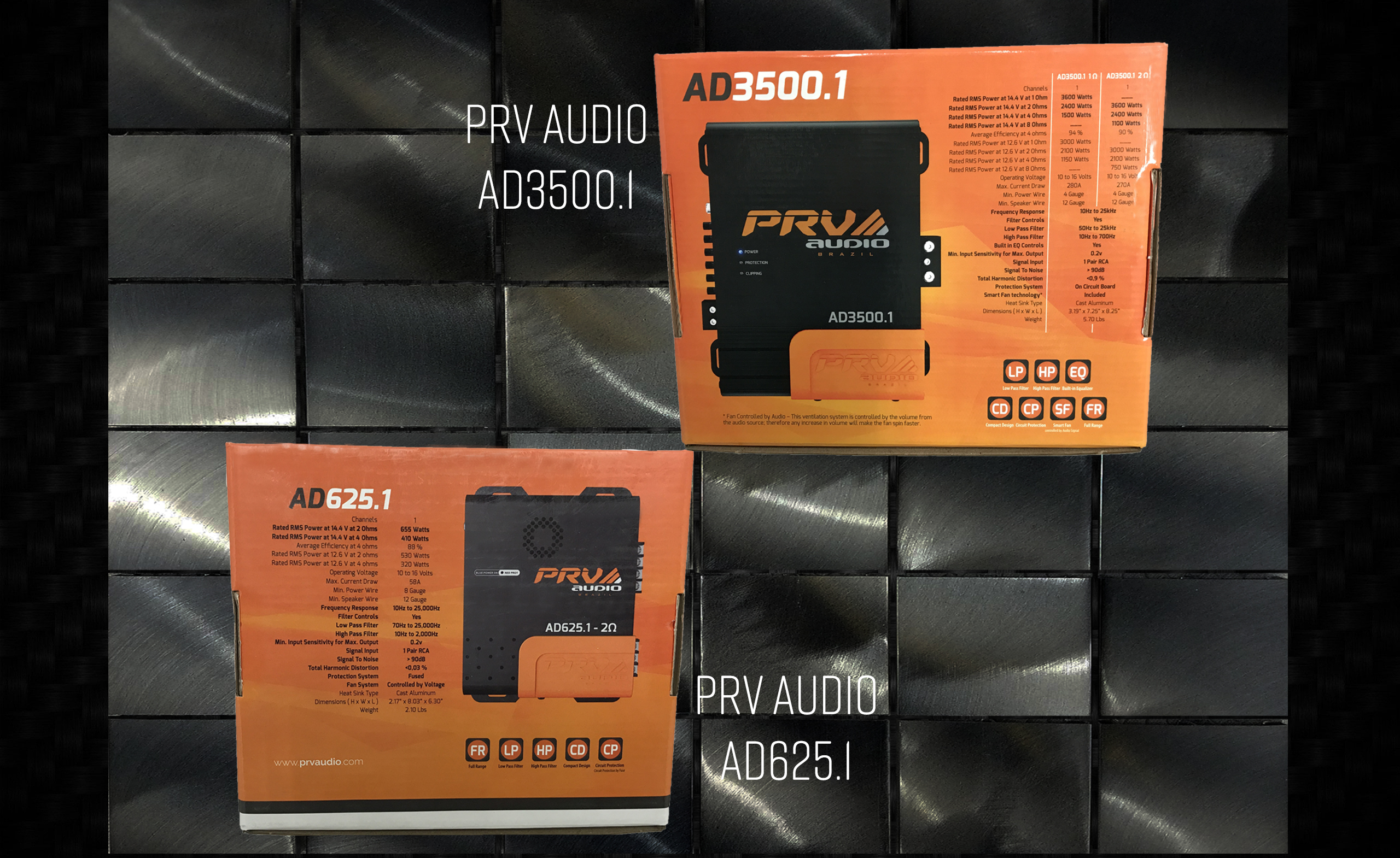 PRV Amplifier