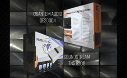 Quantum Audio & SoundStream Amps