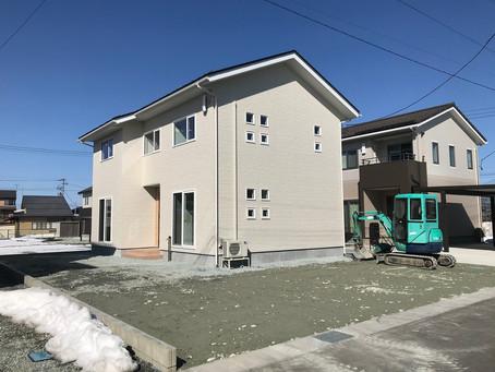 【施工事例】動線を意識した家事スペースのある家