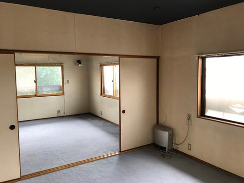 住宅 2階居室2