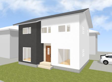 【近日公開】神町北 動線を意識した家事スペースのある家