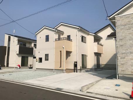 【物件リポート】天童市一日町 新築物件