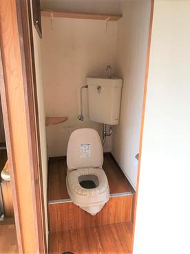 住宅 2階トイレ