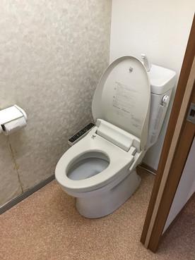 住宅 1階トイレ