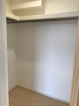 2階洋室 ウォークインクローゼット