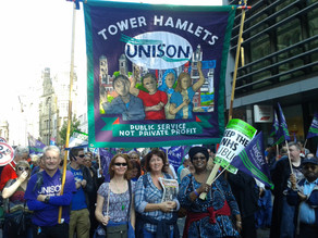Tower Hamlets Labour Council sacks its workers