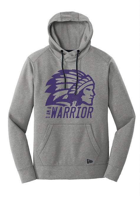 Men's TriBlend Warrior Hoodie