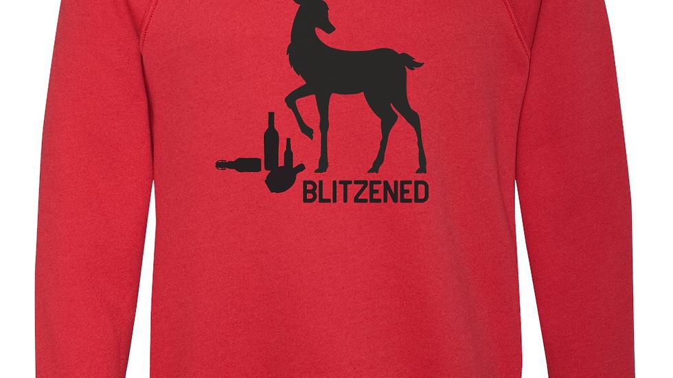 HOLIDAY SPECIAL - Blitzened Crew Sweatshirt