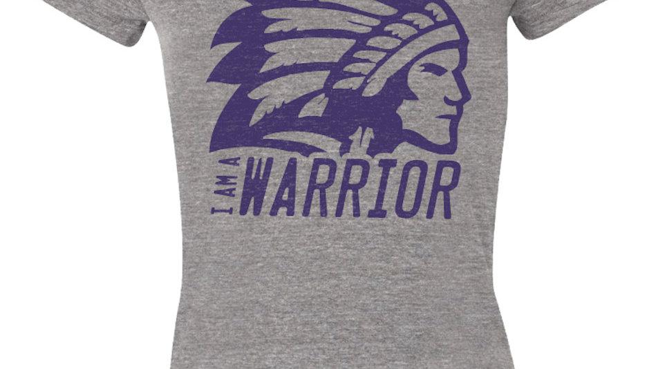 Womens Vintage Warrior Tee