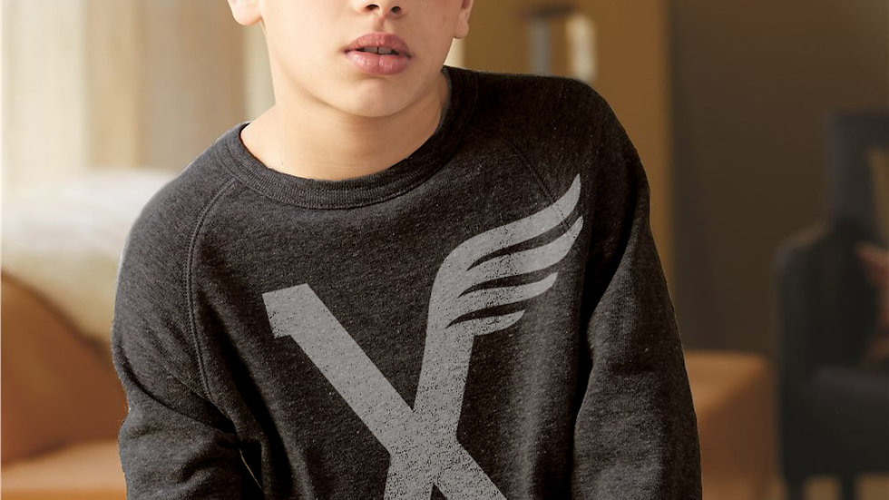 Kids Winged X Sweatshirt