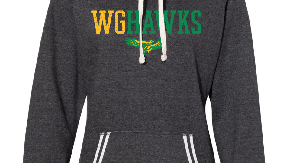 Womens WG Cowl Neck Relay Sweatshirt